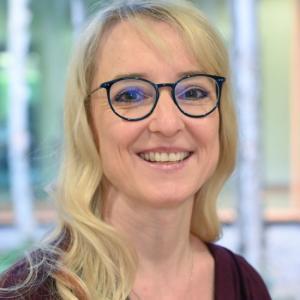 Franziska Delia (Leitung Zentrale Therapieplanung)