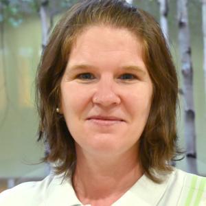 Nicole Fritschin (Stationskoordinatorin, Übungswohnen)