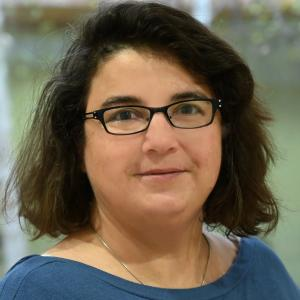 Claudia Ganser (Leitung Patientenadministration)