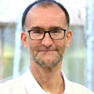 Georg Grüwell (Dr. phil., Co-Leitung Neuropsychologie / Psychologischer Dienst)