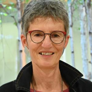 Ursula Gürtler (Stv. Leitung Patientenadministration)
