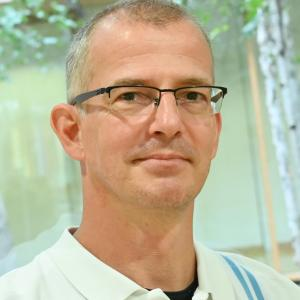Dirk Hetzel (Stationsleitung Intermediate Care Unit (IMCU))