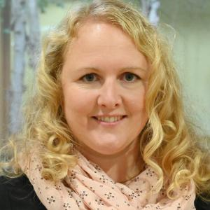 Nicole Huber (Stv. Leitung Physiotherapie)