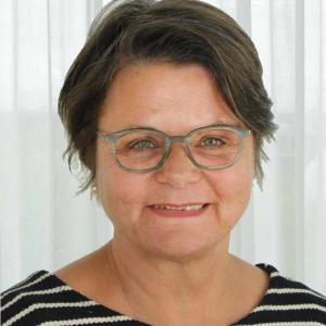 Nelly Leuthardt (Co-Präsidentin Förderverein pro REHAB)