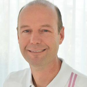 Bernhard Mack (Co-Präsident Förderverein pro REHAB)