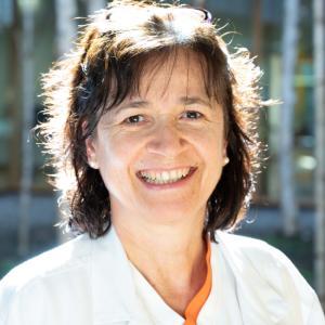 Annette Merkel (Dr. med. Oberärztin, FMH Innere Medizin)