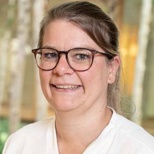 Sabine Mineo (Stationsleitung, Station 4/5)