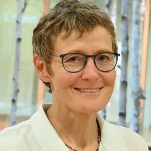 Edith Peterhans (Stv. Pflegedienstleitung, Pflegeexpertin)