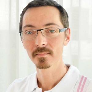 Uwe Schonhardt (Stv. Leitung Ergotherapie, Fachbereichsleiter QS)