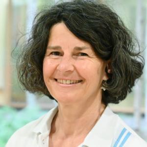 Barbara Schürch (Leitung Ergotherapie)