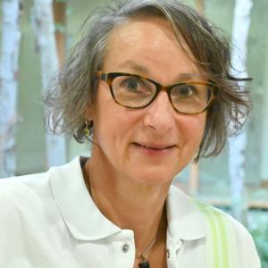 Bettina Senft (Ernährungsberaterin, Peer-Beraterin)