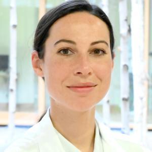 Christina Stadler (Dr. med. Oberärztin Station 1, FMH Neurologie)