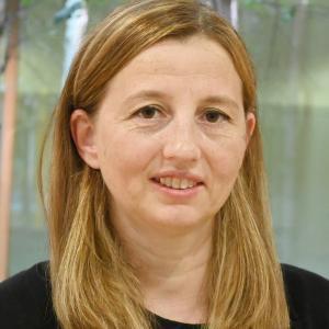 Caroline Stumm (Wissenschaftliche Mitarbeiterin, SwiSCI-Studie)