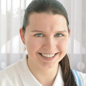 Martina Thommen (Fachverantwortliche Pflege Station 5)